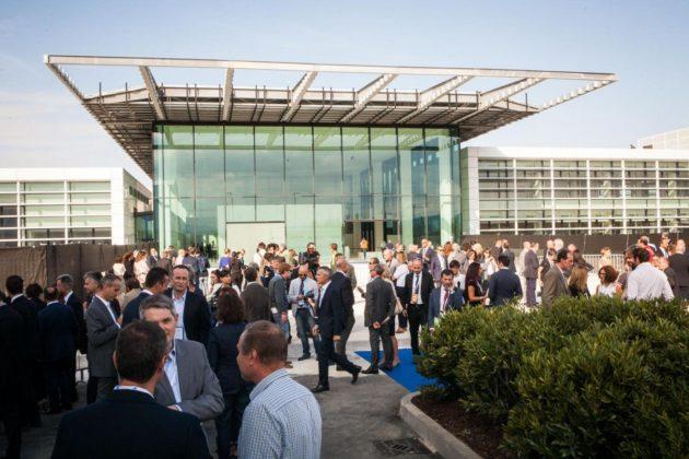 Inaugurazione nuovo stabilimento Philippe Morris a Valsamoggia